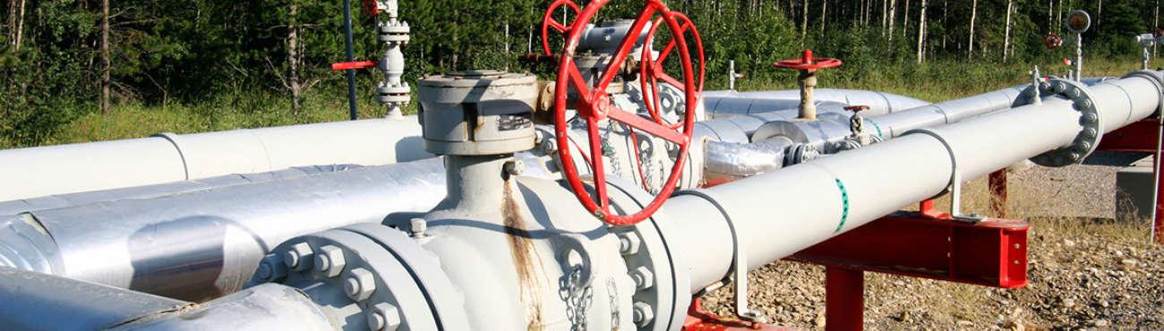Sub Gas Pipeline